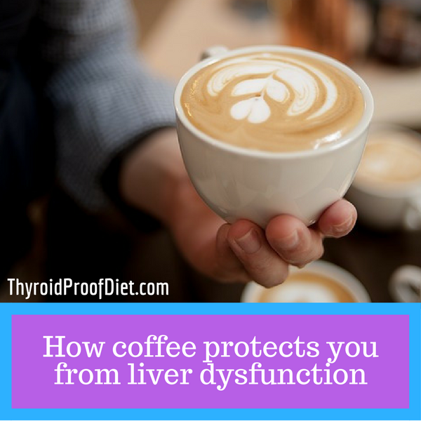 How Coffee Protects Your Liver